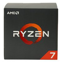 AMD Ryzen 7 1700X 3.4 GHz 8 Core AM4 Boxed Processor