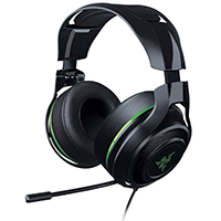 Razer Man O' War 7.1 Surround Sound Gaming Headset - Refurbished - Black