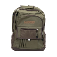 "Eastsport Basic Tech Backpack Fits Screens up to 15"" - Army Green"