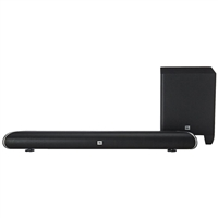 JBL Cinema SB250 Soundbar 2.1-Ch Home Theater System - Black (Refurbished)