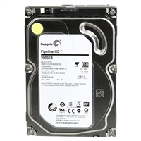 Seagate ST2000VM003 Pipeline 2TB 5,900RPM Bare Drive (Refurbished)