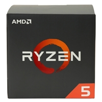 AMD Ryzen 5 1400 3.2GHz Quad Core AM4 Boxed Processor with Wraith Stealth Cooler