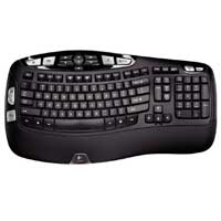 Logitech K350 Wireless Keyboard - Refurbished