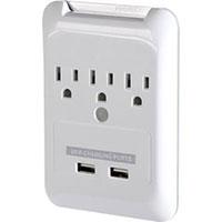 Targus Plug-N-Power Charging Station w/ USB Charging Ports - Refurbished