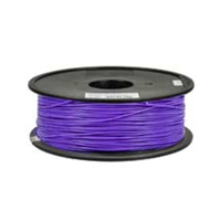 Inland 1.75mm Purple PETG 3D Printer Filament - 1 kg spool (2.2lbs)