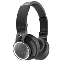 JBL Synchros S400BT Bluetooth Over-Ear Headphones - Black (Refurbished)