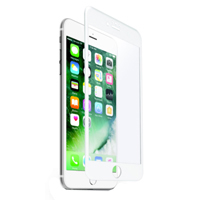 iHome 3D Full Protection Tempered Glass iPhone 6/7 - White