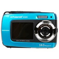 Polaroid IEO 85 18.1 Megapixel Digital Camera - Blue