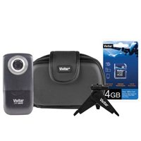 Vivitar DVR 896HD Digital Camcorder - Black