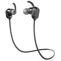 Anker SoundBuds Sports Bluetooth Wireless Earbuds - Black