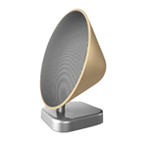 Sharper Image SBT635 Portable Bluetooth Speaker