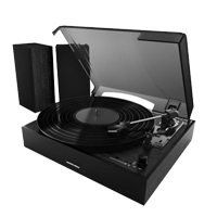 Sharper Image Bluetooth Turntable
