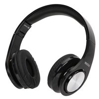 Vivitar Get Loud DJ Wired Headphones - Black