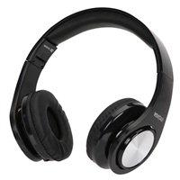 Vivitar Get Loud DJ Wired Headphones - Black