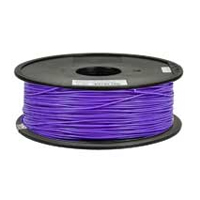 Inland Inland 2.85mm Purple PLA 3D Printer Filament - 1kg. (2.2lbs.)