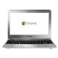 "Samsung XE303C12-A01US 11.6"" Chromebook Refurbished - Silver"
