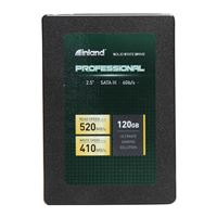 "Inland Professional 120 GB NAND SATA 3.0 6.0 GB/s 2.5"" Internal SSD"