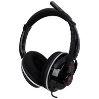Turtle Beach Ear Force PX21 Analog Gaming Headset - Refurbished - Black