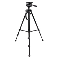 "Targus 58"" Bubble Level Camera/Camcorder Tripod"