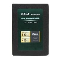 "Inland Professional 240GB 3D MLC NAND SATA III 6GB/s 2.5"" Internal Solid State Drive"