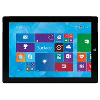 Microsoft Surface 3 Tablet w/ Docking Station - Refurbished