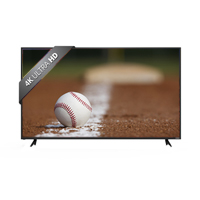 "Vizio E60-E3 60"" Class (60"" Diag.) 4K Ultra HD HDR Smart LED TV w/ Chromecast - Refurbished"