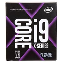 Intel Core i9-7920X Skylake-X 2.9 GHz LGA 2066 Boxed Processor