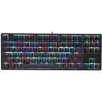 Ducky Ducky One Ten Key-less RGB Back-lit Mechanical Keyboard With Cherry MX RGB Blue Switches