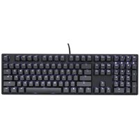 Ducky Ducky One White LED Mechanical Keyboard w/ Cherry Red Speed Switch