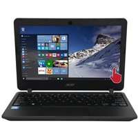 "Acer TravelMate B117 11.6"" Laptop Computer - Black"