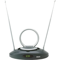 RCA Digital Amplified Indoor Antenna - Refurbished