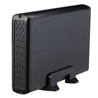 "Inland 3.5"" USB 3.0 Hard Drive Enclosure"