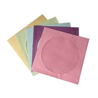 Inland Paper Sleeves - Multi Color - 100pk