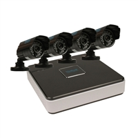 WinBook SecurityDVR & Camera Kit