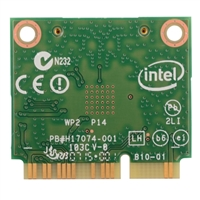 Intel AC7260 802.11ac Dual Band Wireless-AC Bluetooth Notebook Adapter