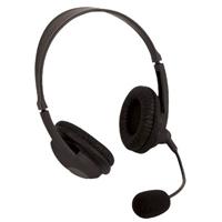 Inland Pro HT Headset 87011 - Black