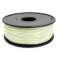Inland 1.75mm Glow in the Dark ABS 3D Printer Filament - 1kg Spool (2.2 lbs)
