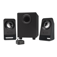 Logitech Z213 2.1 Speaker - (Refurbished)