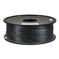 Inland 1.75mm Black PETG 3D Printer Filament - 1kg Spool (2.2 lbs)