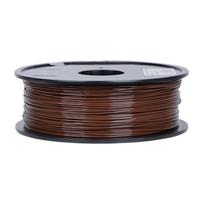 Inland 1.75mm Brown PLA 3D Printer Filament - 1kg Spool (2.2 lbs)