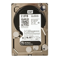 "WD Black 2TB 7,200 RPM SATA 6.0Gb/s 3.5"" Internal Hard Drive WD2003FZEX - Bare Drive"