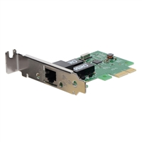 HiRO H50304 10/100/1000 Internal Low Profile PCI Express Gigabit Ethernet Card
