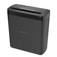 ConceptSolutions 6ct Cross Cut Paper Shredder