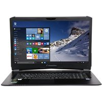 Photo - PowerSpec 1710 17.3 Gaming Laptop Computer - Black
