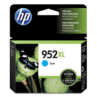HP 952XL Cyan Ink Cartridge