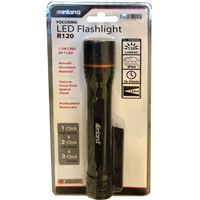 Inland R120 1.5W LED Flashlight