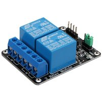 IPSG 2 Channel 5V Relay Module
