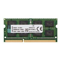 Kingston 8GB DDR3L-1600 (PC3L-12800) CL11 SO-DIMM Memory Module
