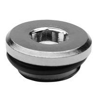 "EKWB G 1/4"" Plug Fitting with O-Ring - Nickel"