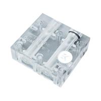 "EKWB G 1/4"" EK-FC Dual Parallel Graphics Card Water Block - Clear"